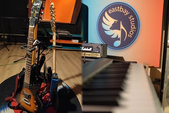 Instrumente-Verleih-eastbay-studios